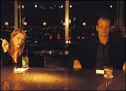 Bob & Charlotte in the bar