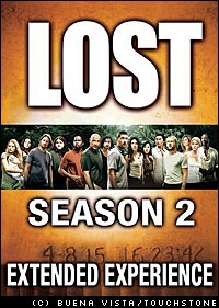 Lost: The Complete Second Season - The Extended Experience