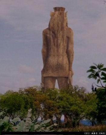 Island Statue